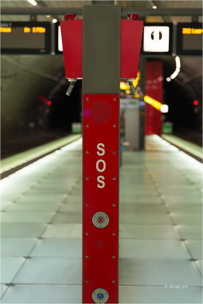 U-Bahn Stationen Bochum