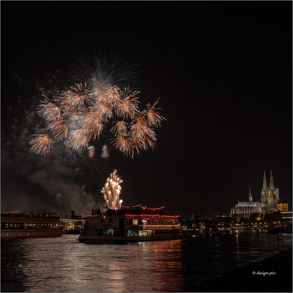 Kölner Lichter 2015
