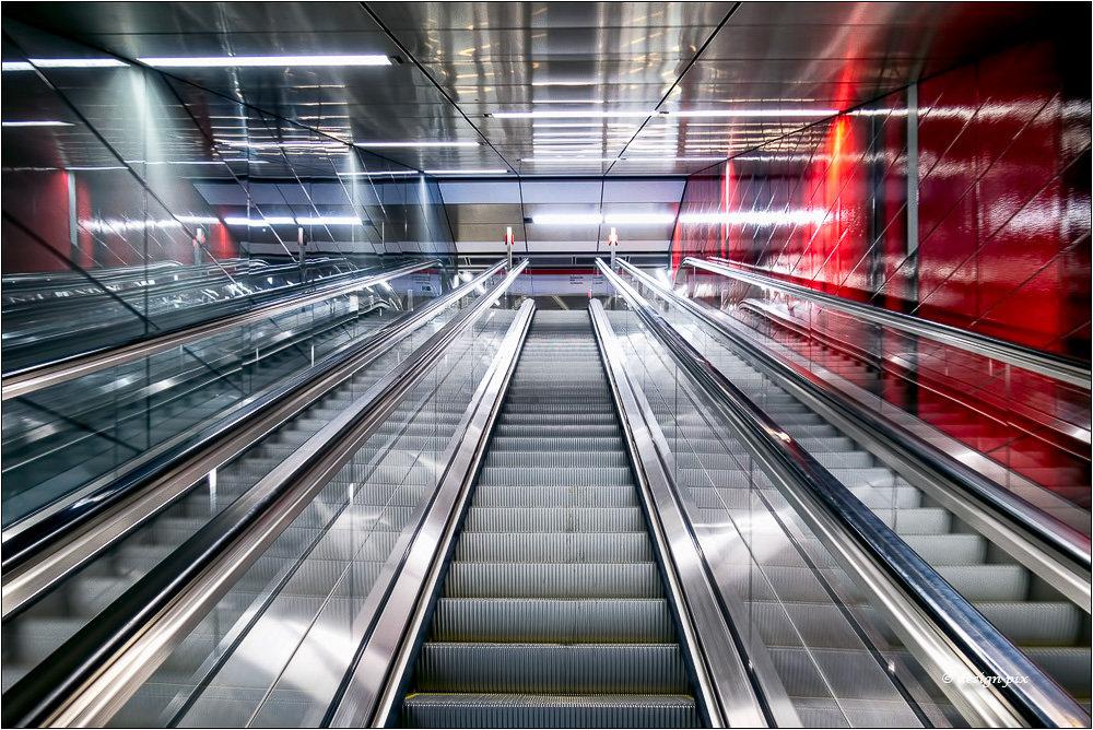 U-Bahn Stationen Düsseldorf